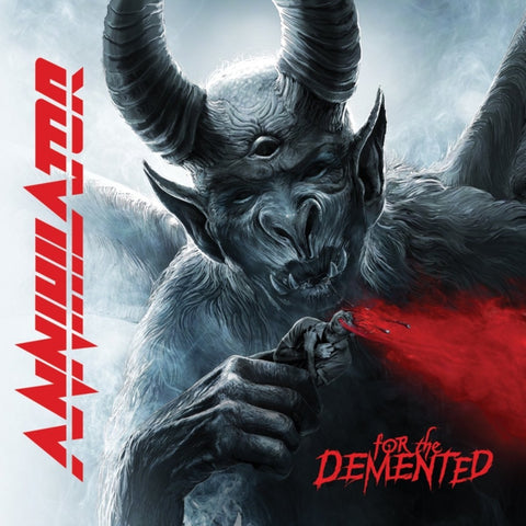 Annihilator - For The Demented CD