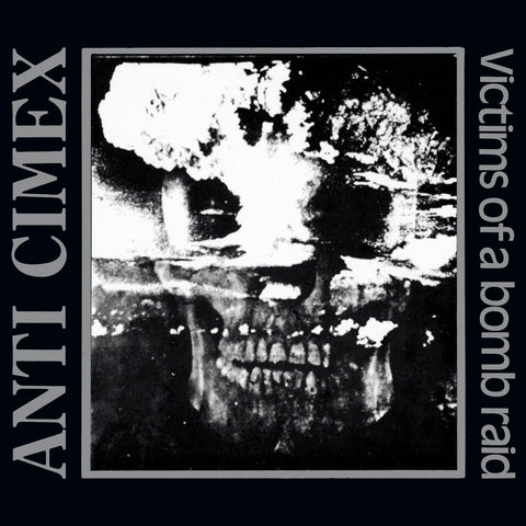 Anti Cimex - Victims Of A Bomb Raid - The Discography CD TRIPLE