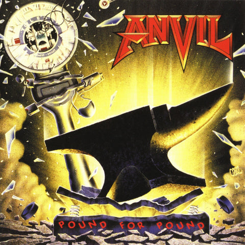 Anvil - Pound For Pound CD DIGIPACK