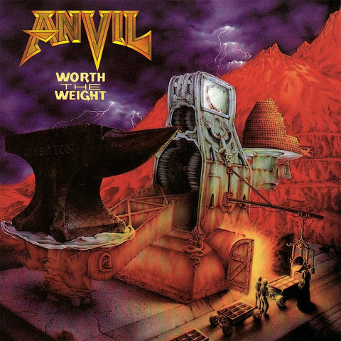 Anvil - Worth The Weight CD DIGIPACK