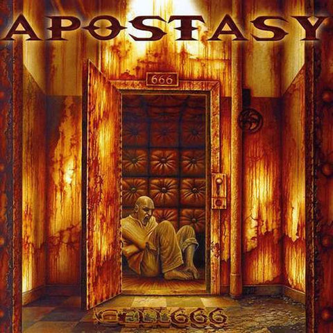 Apostasy - Cell 666 CD