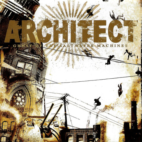 Architect - Ghost Of The Salt Water Machines CD