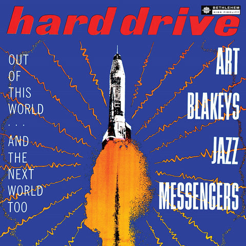 Art Blakey And The Jazz Messengers - Hard Drive CD