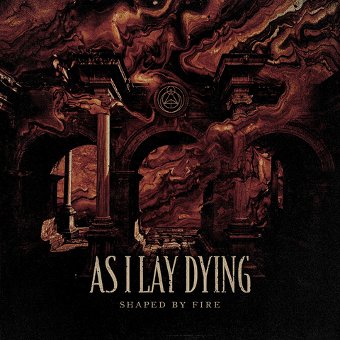 As I Lay Dying - Shaped By Fire VINYL 12""