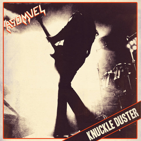 Asomvel - Knuckle Duster VINYL 12""