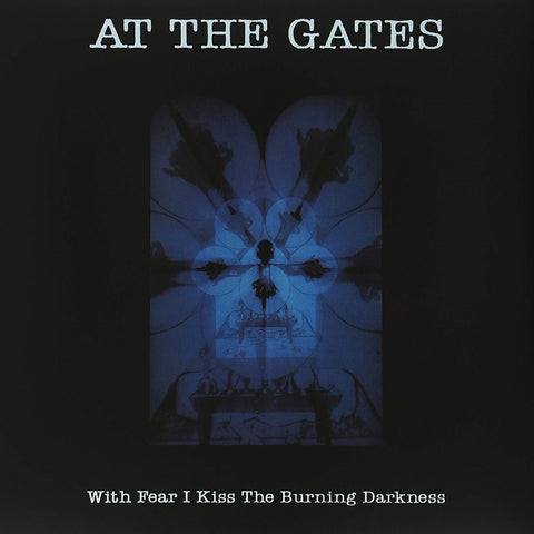At The Gates - With Fear I Kiss The Burning Darkness VINYL 12""