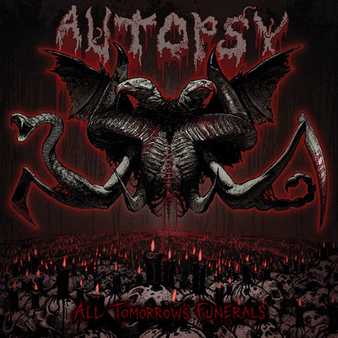 Autopsy - All Tomorrow's Funerals CD DIGIBOOK