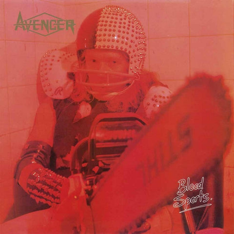 Avenger - Blood Sports CD DIGIPACK