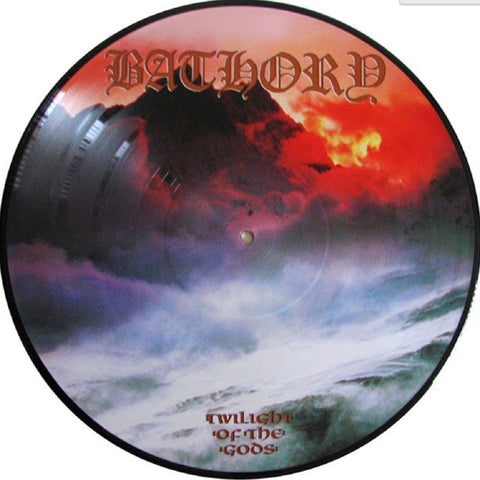 "Bathory - Twilight Of The Gods VINYL 12"" PICTURE DISC"