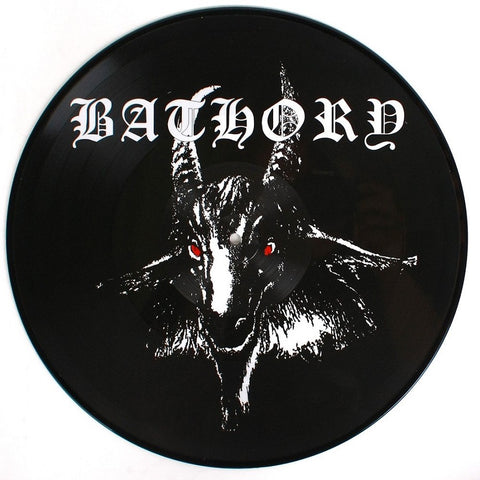 "Bathory - Bathory VINYL 12"" PICTURE DISC"