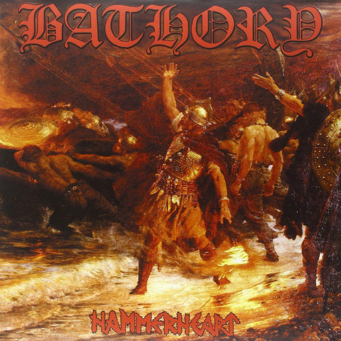 Bathory - Hammerheart VINYL DOUBLE 12""