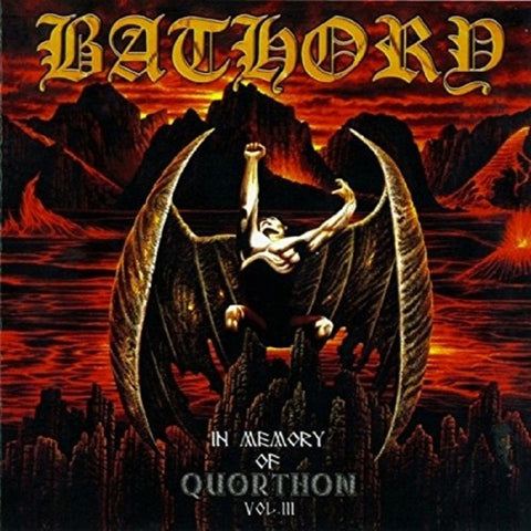 Bathory - In Memory Of Quorthon Vol. III CD