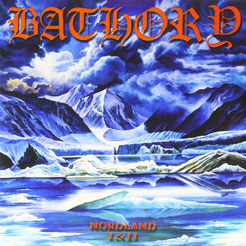 Bathory - Nordland I-II VINYL DOUBLE 12""