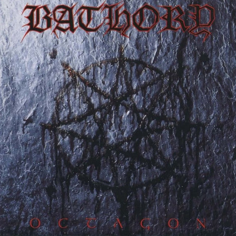 Bathory - Octagon CD