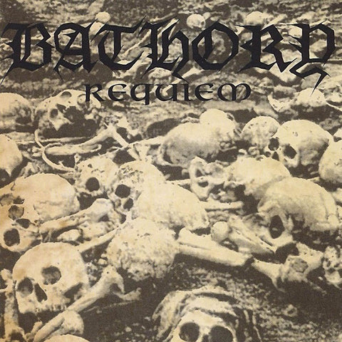 Bathory - Requiem VINYL 12""