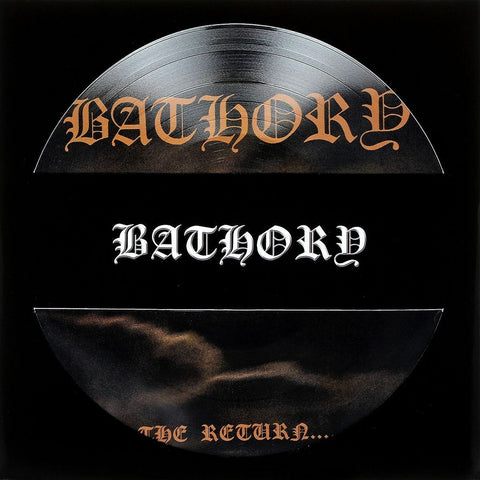 "Bathory - The Return…… VINYL 12"" PICTURE DISC"