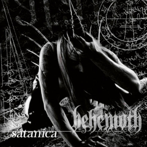 Behemoth - Satanica CD