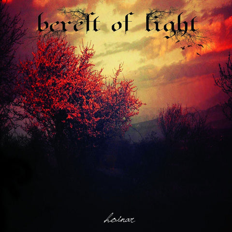 Bereft Of Light - Hoinar CD