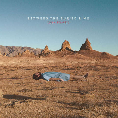 Between The Buried And Me - Coma Ecliptic CD/DVD DIGIBOOK