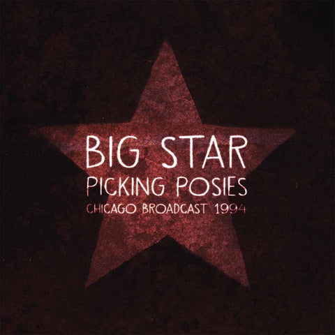 Big Star - Picking Posies VINYL DOUBLE 12""