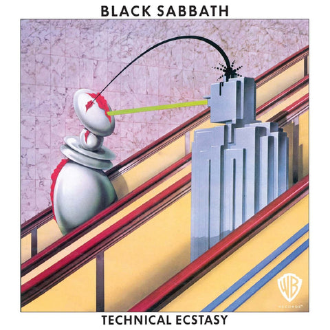 Black Sabbath - Technical Ecstasy VINYL 12""