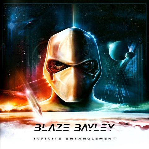 Blaze Bayley - Infinite Entanglement CD