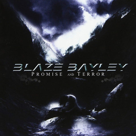 Blaze Bayley - Promise And Terror CD
