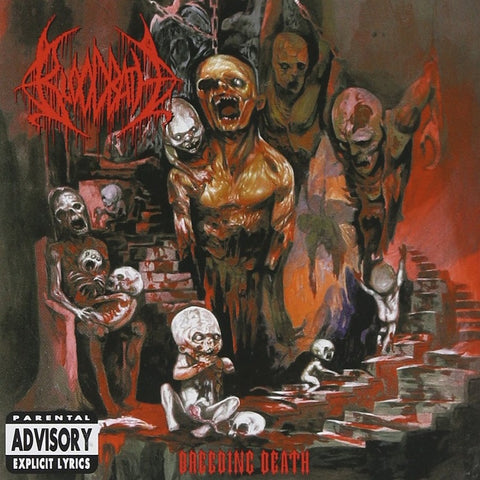 Bloodbath - Breeding Death CD