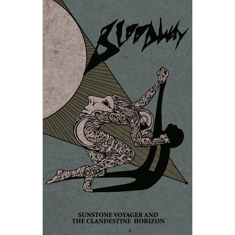 Bloodway - Sunstone Voyager And The Clandestine Horizon CASSETTE