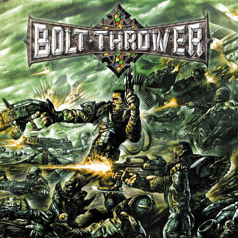 Bolt Thrower - Honour - Valour - Pride CD