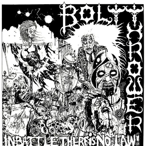 Bolt Thrower - In Battle There Is No Law VINYL 12""