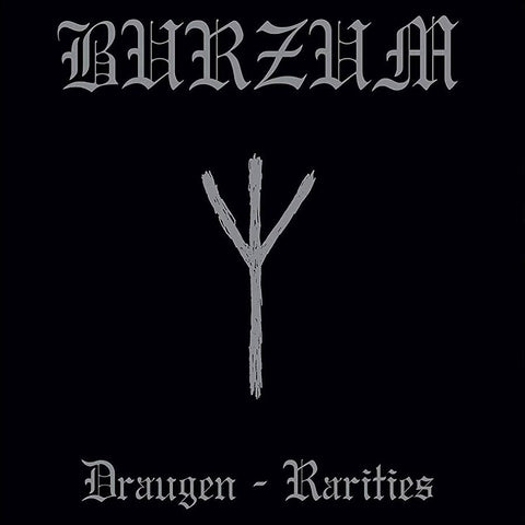 Burzum - Draugen - Rarities CD DIGIPACK