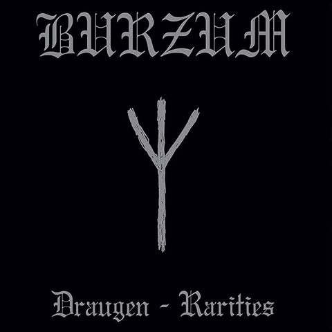 Burzum - Draugen - Rarities CD/DVD