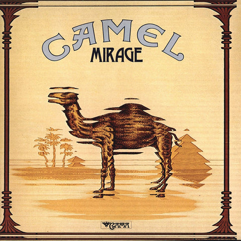 Camel - Mirage CD