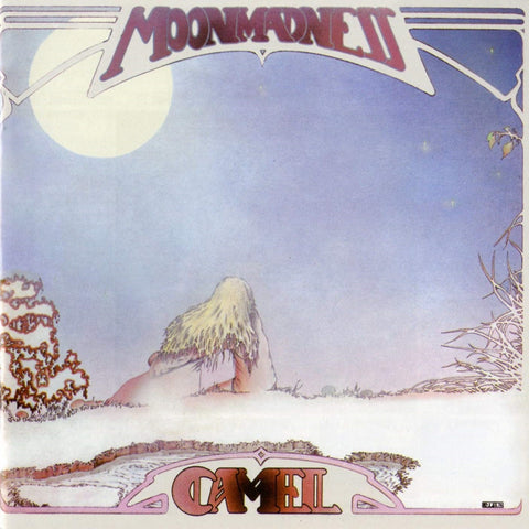 Camel - Moonmadness CD