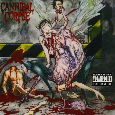 Cannibal Corpse - Bloodthirst VINYL 12""