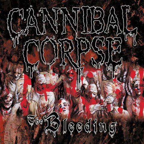 Cannibal Corpse - The Bleeding VINYL 12""