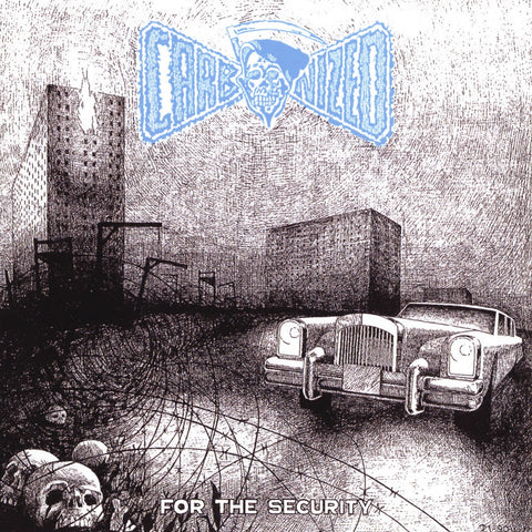Carbonized - For The Security CD