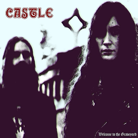 Castle - Welcome To The Graveyard CD DIGIPACK
