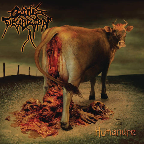 Cattle Decapitation - Humanure CD
