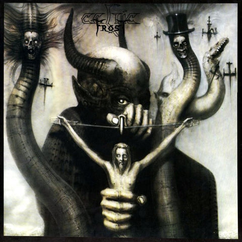 Celtic Frost - To Mega Therion CD DIGIPACK