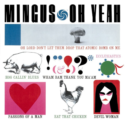 Charles Mingus - Oh Yeah (The Complete Session) CD