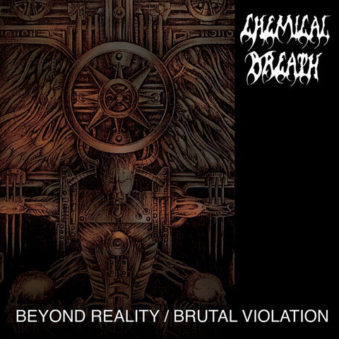 Chemical Breath - Beyond Reality/Brutal Violation CD