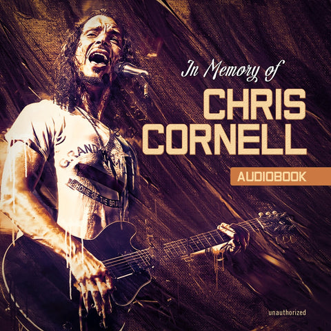 Chris Cornell - In Memory Of (Audiobook/Unauthorized) CD