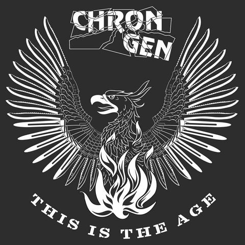 Chron Gen - This Is The Age CD