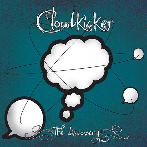 Cloudkicker - The Discovery CD DIGIPACK