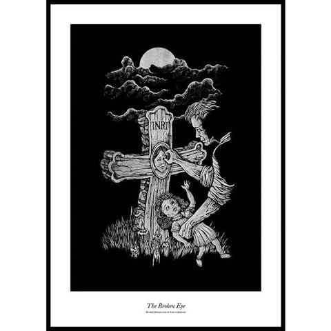 Costin Chioreanu - Dreadful Folktales From The Land Of Nosferatu II LIMITED EDITION PRINT