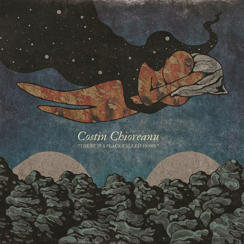 Costin Chioreanu - There Is A Place Called Home CD