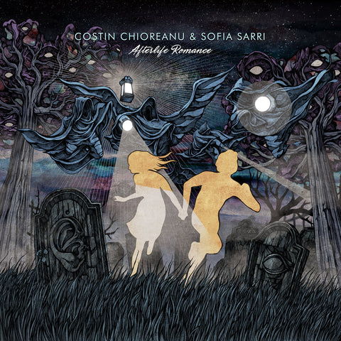 Costin Chioreanu & Sofia Sarri - Afterlife Romance CD