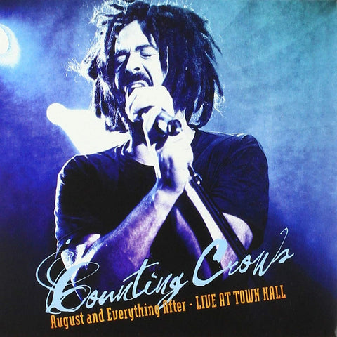 Counting Crows - August And Everything After - Live At Town Hall CD
